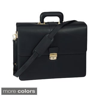 Royce Leather 'Henry' Genuine Leather Legal Briefcase
