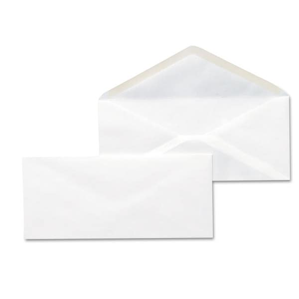 Universal White Business Envelopes (Pack of 2)