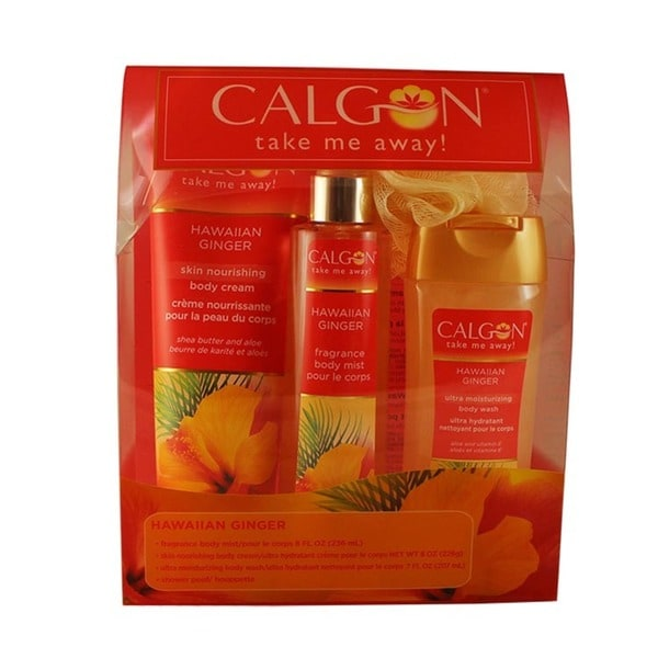 Calgon Hawaiian Ginger 4-piece Set 15271453