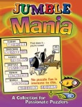 Jumble Mania: A Collection For Passionate Puzzlers (Paperback)