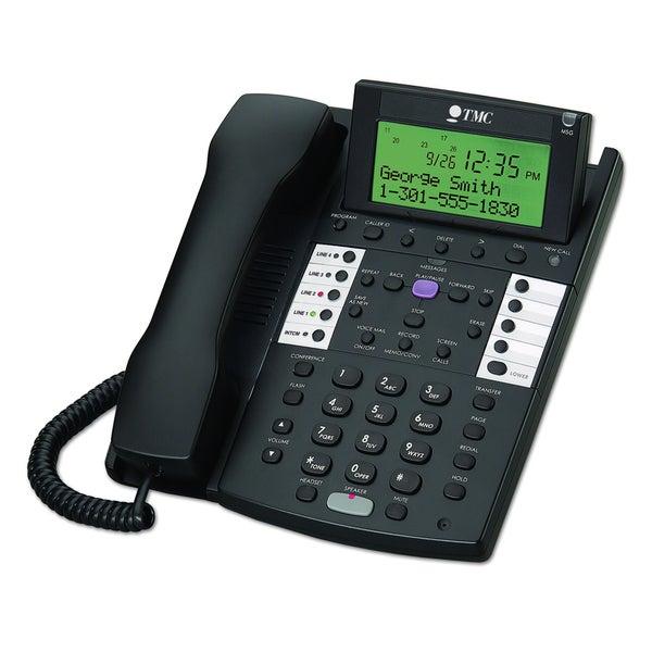 TMC EV4500 4-line Intercom Speakerphone with Caller ID/ Voicemail and Auto Attendant