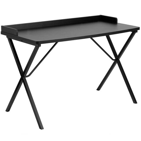Black/ White Office Desk