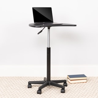 Halter Manual Adjustable Height Sit Stand Tabletop Desk