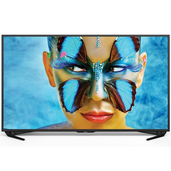 "Sharp AQUOS UB30 LC-50UB30U 50"" 2160p LED-LCD TV - 16:9 - 4K UHDTV"