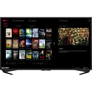 """Sharp AQUOS UB30 LC-65UB30U 65"""" 2160p LED-LCD TV - 16:9 - 4K UHDTV -"""