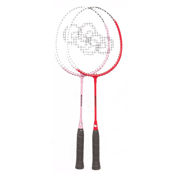 Hello Kitty Sports Adult Badminton Racquet (Single)