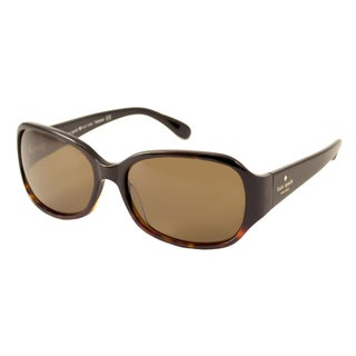 Kate Spade Women's Briar P Polarized/ Rectangular Sunglasses