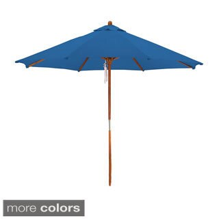 Phat Tommy 9-foot Hybrid Market Umbrella