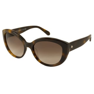 Kate Spade Women's Sherrie Cat-Eye Sunglasses