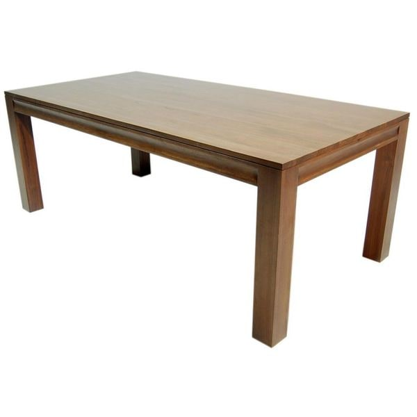 Florence Rustic Tan Dining Table