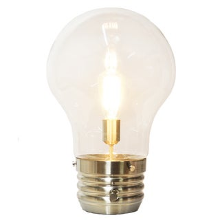 River of Goods 18-inch Oversized Edison Bulb Accent Table Lamp