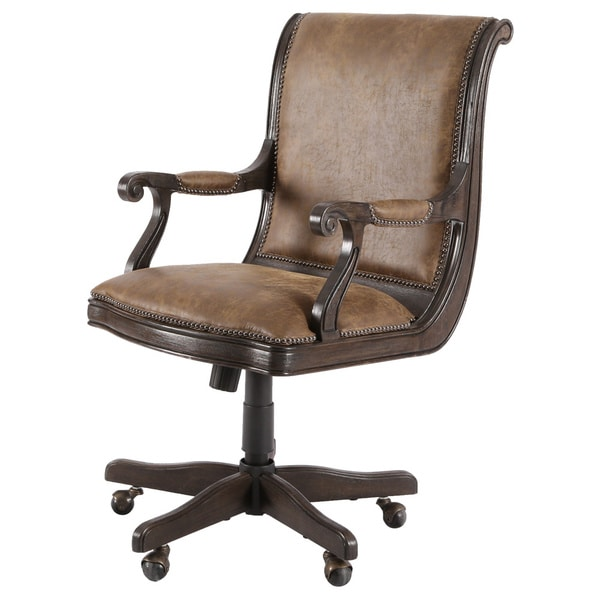 Magnussen h2354 broughton hall fully upholstered desk chair 17231244