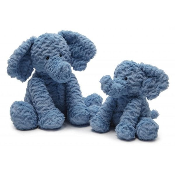 Jellycat Fuddlewuddle Elephant Fabric Toy