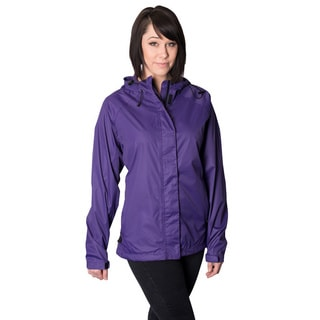 Mossi Women's Grape Sprint Windbreaker Jacket
