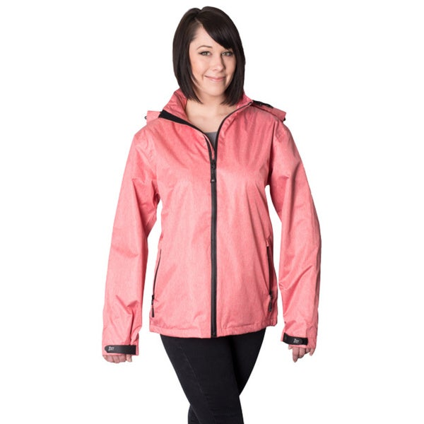 Mossi Brushed Pink Aster Jacket