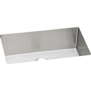 Elkay Avado Undermount Stainless Steel EFRU2816 Polished Satin Kitchen Sink