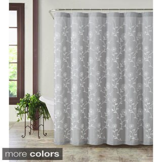 Rebecca 72-inch Polyester Shower Curtain