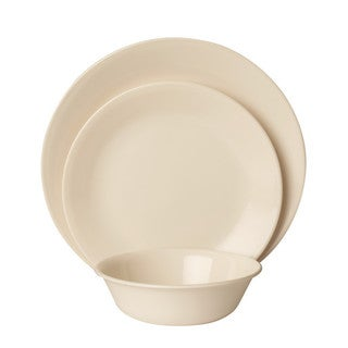 Corelle Impressions Sandstone Limited Edition 18-Piece Dinnerware Set (Service for 6)