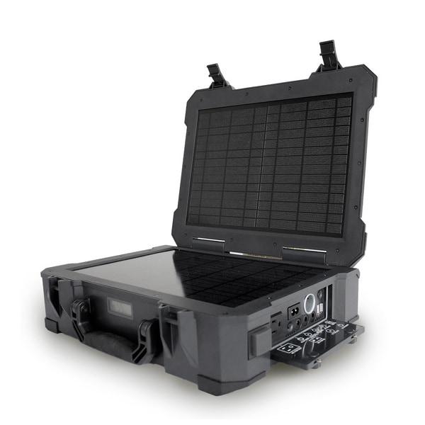 The Renogy Firefly 20W 12V Light Portable Power Generator Kit