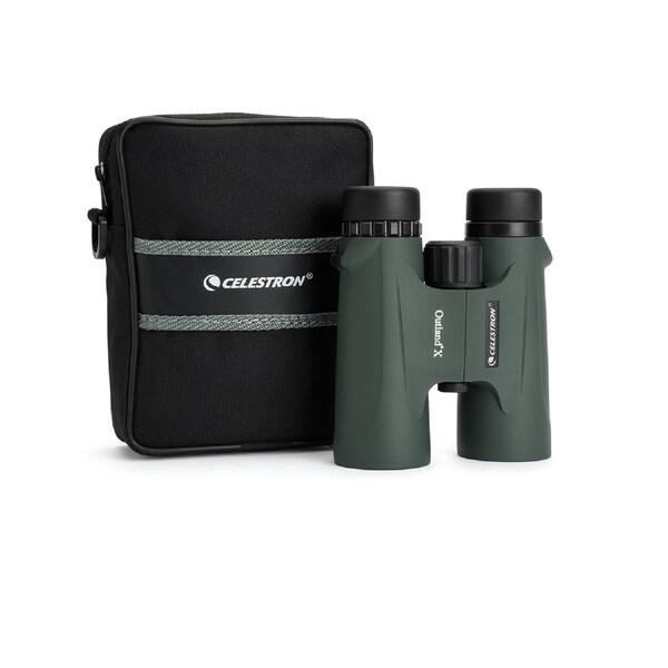 Celestron Outland X Binoculars Green 8x42