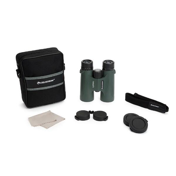 Celestron Outland X Binoculars Green 10x42
