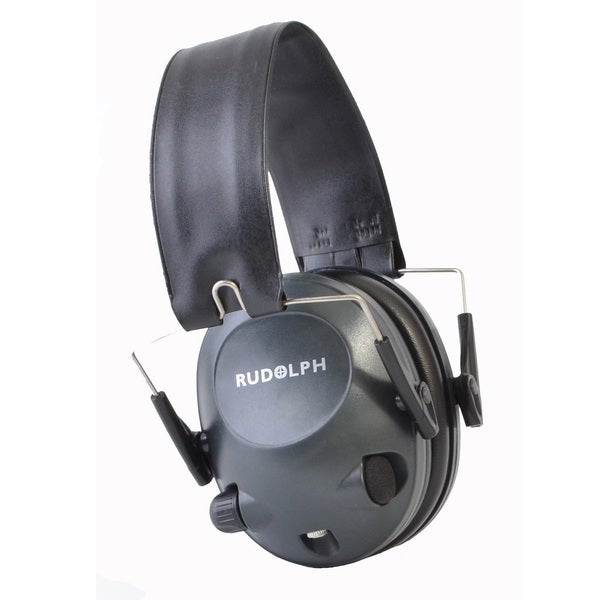 Rudolph Ear Protection Electronic Slim Design 85dB, Green