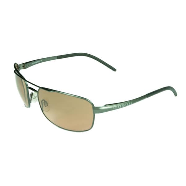 Serengeti Riano Metallic Polarized Sunglasses