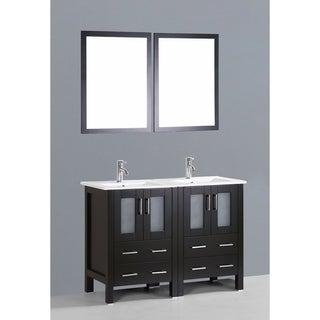 Bosconi AB224U 48-inch Double Vanity