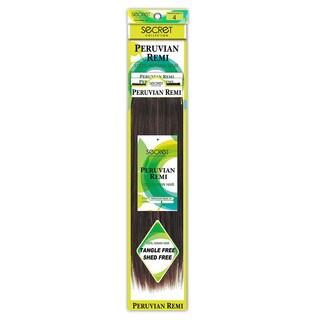 Secret Peruvian 10-inch Remi Hair Extensions