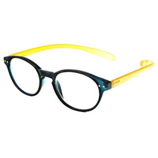Hot Optix Unisex Retro Round Reading Glasses