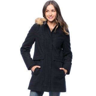 Tommy Hilfiger Women's Coat with Quilted Lining