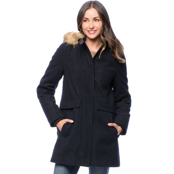 Tommy Hilfiger Women's Parka with Quilted Lining