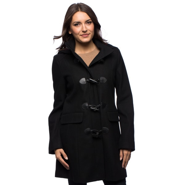 Tommy Hilfiger Women's 3/4-length Toggle Coat