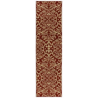 American Rug Craftsmen Symphony Watson Scroll Rug (2'1 x 7'10)