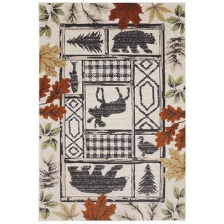 American Rug Craftsmen Madison Autumn Leaves Rug (9'6x12'11)