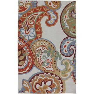American Rug Craftsmen Escape Paisley Escape Rug (8' x 10')
