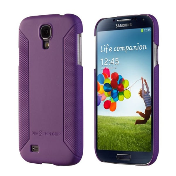 Thin Grip Polycarbonate Phone Case for Samsung Galaxy S4
