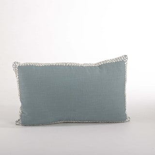 Mother of Pearl Down Filled Throw Pillow
