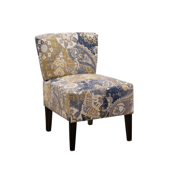 Ashley 4630460 Design Living Room Accent Chair - Denim