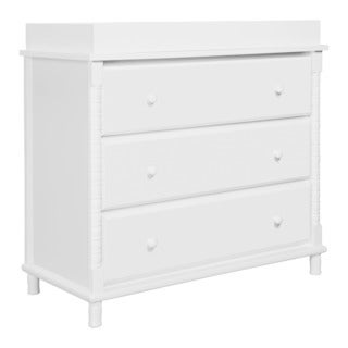 DaVinci Jenny Lind 3-drawer Changer Dresser with Removable Changing Tray