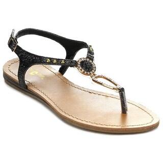 QUEEN CHATEAU ALDA-3 Women's Slingback Flat Sandals