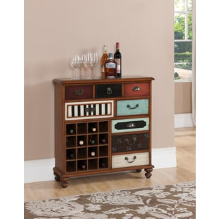Christopher Knight Home Mixed Drawer Wine Server