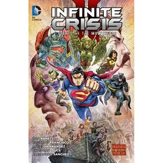 Infinite Crisis Fight for the Multiverse 2 (Paperback)