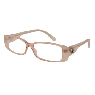 Gucci Women's GG3050 Rectangular Reading Glasses