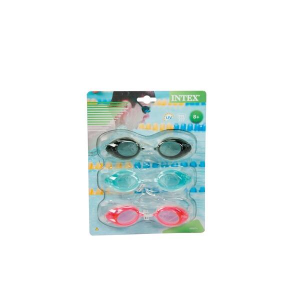 Intex Sport Goggles Tri-Pack