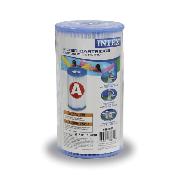 Intex Filter Cartridge Type A - 3-Pack