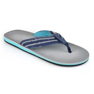 Boston Traveler Men's Fashion Flip Flops