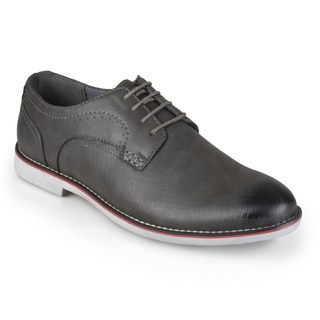 Vance Co. Men's Lace-up Casual Oxfords