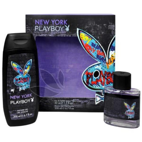 Playboy New York 2-piece Gift Set