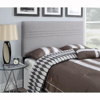 Silver King/California King Size Upholstered Headboard